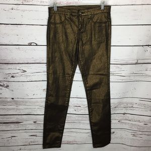 Buffalo Vegas skinny coated jeans